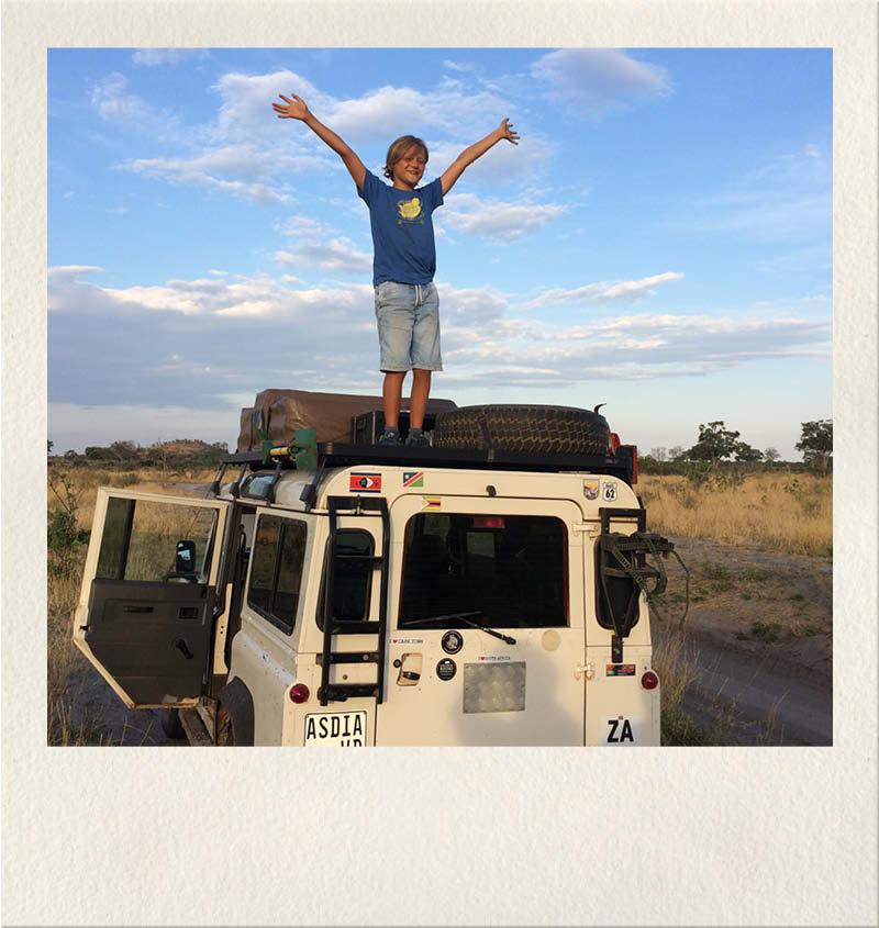 Botswana Safari Adsia Ecoventures